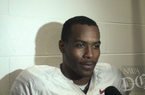 Rohan Gaines - Tuesday Post Practice