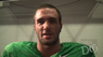 Ty Storey - Thursday Post Practice