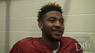 Jared Cornelius - Thursday Post Practice