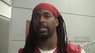 Keon Hatcher - Red-White Postgame