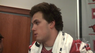 Hunter Henry - Red-White Postgame