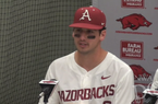 Brett McAfee and Dominic Taccolini - Mississippi State Postgame