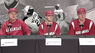 Arkansas coach Dave Van Horn, center fielder Andrew Benintendi and pitcher Zach Jackson preview the Razorbacks' appearance at the NCAA Stillwater Regi