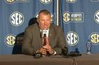 Bret Bielema - SEC Media Days