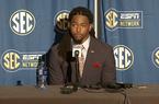 Keon Hatcher - SEC Media Days