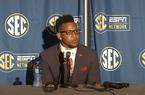 Jonathan Williams - SEC Media Days