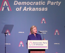 Hillary Clinton headlines Jefferson-Jackson dinner