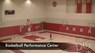 Basketball Performance Center tour