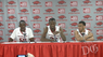Players - Northwestern State Postgame