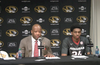 Mike Anderson and Jimmy Whitt - Missouri Postgame