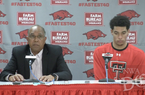 Tubby Smith - Texas Tech Postgame