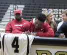 T.J. Hammonds signing