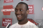 Dominique Reed - Spring Practice Update