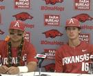 Rick Nomura and Blaine Knight - Alabama Postgame
