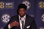 Deatrich Wise - SEC Media Days