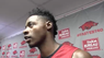 Adrio Bailey talks about pre-Spain practices