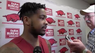 Anton Beard talks about pre-Spain practices