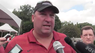 Bret Bielema gives off-season update following Razorback Club golf outing in Bella Vista