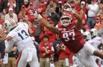 Bret Bielema on Tevin Beanum nearing return + the senior class