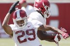 Jared Collins on playing press coverage, Paul Rhoads' new techniques + more