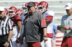 Bret Bielema post-Texas State interview