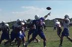 Michael Clemons practice clips