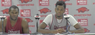 Manny Watkins and Daryl Macon post Red-White game interview