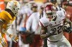 Rawleigh Williams recaps Arkansas' 28-24 loss at Missouri