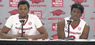 Daryl Macon and Jaylen Barford recap Arkansas' 91-76 win over North Florida