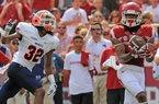 Keon Hatcher updates Belk Bowl prep from Charlotte
