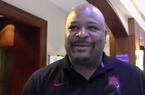 Keith Jackson reflects on leaving Arkansas' radio broadcast