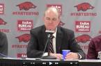 Ben Howland, players recap Mississippi State's 84-78 win over Arkansas