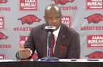 Mike Anderson recaps Arkansas' 92-73 win over Missouri