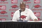Mike Anderson previews Arkansas' upcoming game at Texas A&M