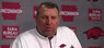 Bret Bielema on promoting Paul Rhoads, injuries, transfers, offseason