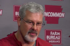 Paul Rhoads on the DC promotion, improving the defense, long-term goals