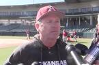 Dave Van Horn talks about Arkansas' preseason practice starting for 2017