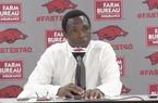 Avery Johnson recaps Arkansas' 87-68 win over Alabama