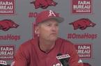 Dave Van Horn recaps Arkansas' 5-1 Game 2 win over Miami (Ohio)