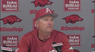 Dave Van Horn recaps Arkansas' 5-1 Game 2 win over Miami (Ohio)