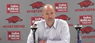 Andy Kennedy recaps Arkansas' 98-80 win over Ole Miss