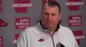 Bret Bielema Feb. 21 press conference