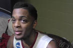 Daryl Macon on his free throw misses, late-game makes and the win over Seton Hall