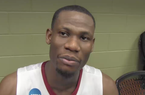 Moses Kingsley on the comeback, whether he bested Angel Delgado, his jump shooting and more