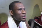 Moses Kingsley on his Razorback career, Adrio Bailey's big day and more