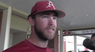 Luke Bonfield on the HRs, pitching depth and early season crowds