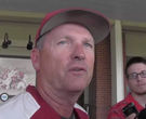 Dave Van Horn on the state of the team, what to expect from the week's series, bat improvements
