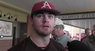 Cannon Chadwick on Arkansas being ranked again, leading the SEC in home runs, closing out Missouri