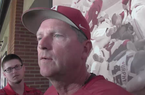 Dave Van Horn on the pitching rotation, Chad Spanberger, frustration after losing the LSU series and more