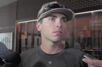 Carson Shaddy on playing Auburn, Dave Van Horn's patience, brushing off errors and more